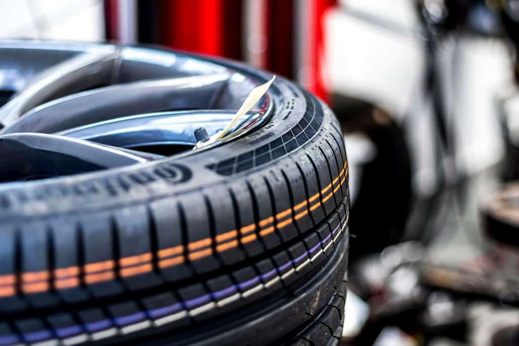 dæk og hjul